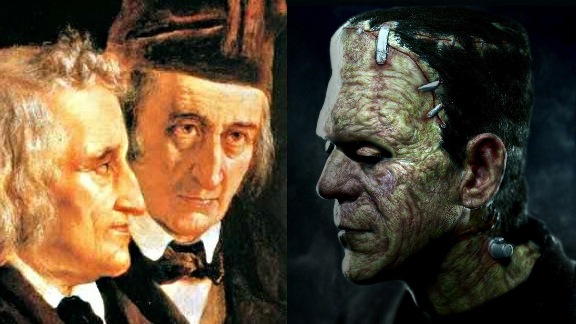 Quando os Irmãos Grimm encontraram Frankenstein
