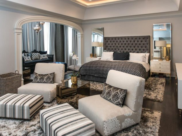 15 Exotic Bedroom Seating Area For Extra Comfort