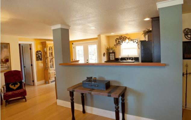 Remodel Open Kitchen To Living Room Novocom Top