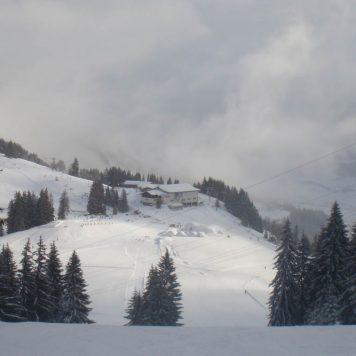uitzicht op Hoch Brixen