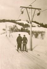 Kohlmais 1946