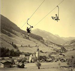Kohlmais stoeltjeslift 1952