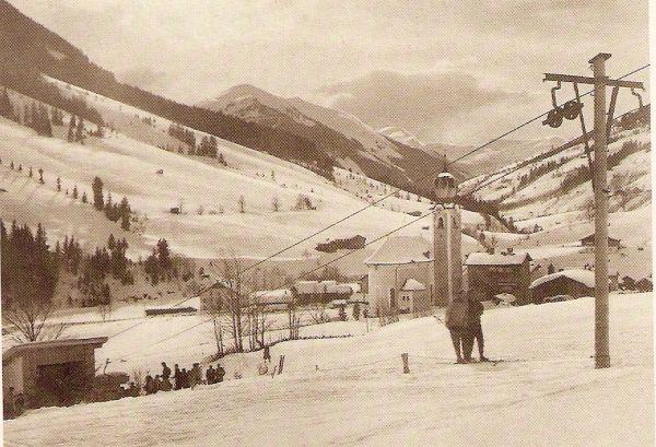Kohlmais Saalbach