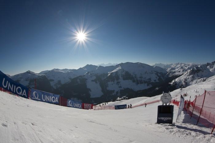 Ski World Cup Afdaling Saalbach-Hinterglemm 2015