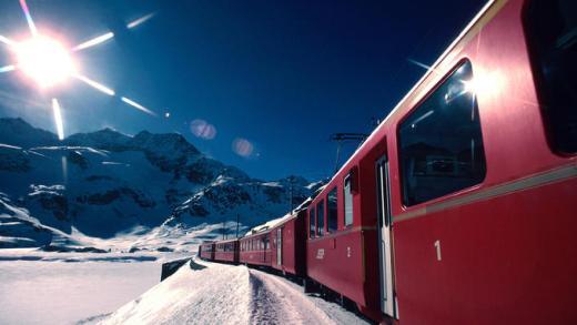 Nieuwe nachttrein naar Oostenrijk