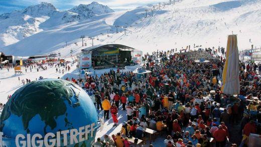 Opening skigebieden Oostenrijk