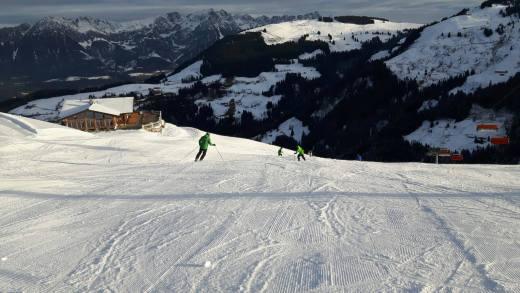 Skiwelt Silleralm