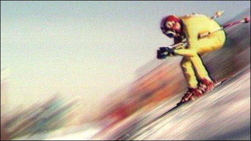 Skilegende Franz Klammer film, première Herfst 2021