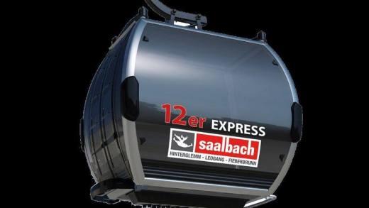 12er express cabine