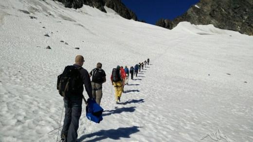 Goede vooruitzichten voor de gletsjers