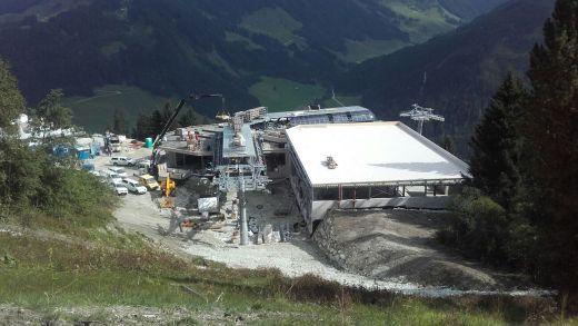 Dorfbahn Mittelstation