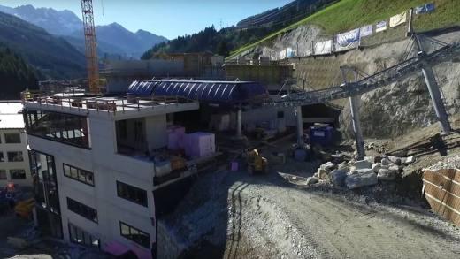 Dalstation Dorfbahn Gerlos
