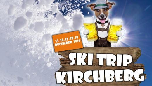 Eisbar Ski Trip 2016