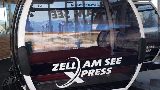 Zell am see Xpress gondel
