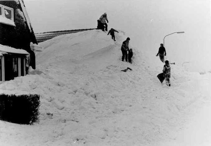 Uithuizermede Jan Bolt winter 1979