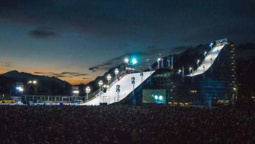 Air+Style 2017 in Innsbruck