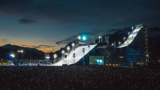 Air+Style 2017 in Innsbruck