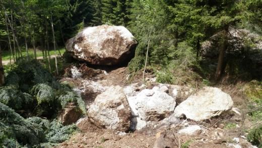 Zillertal Rotsen Ginzling
