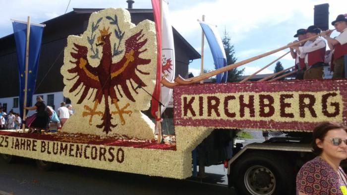 Kirchberg Bloemencorso