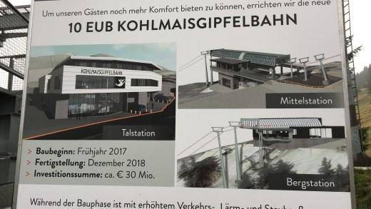 Kohlmaisgipfelbahn