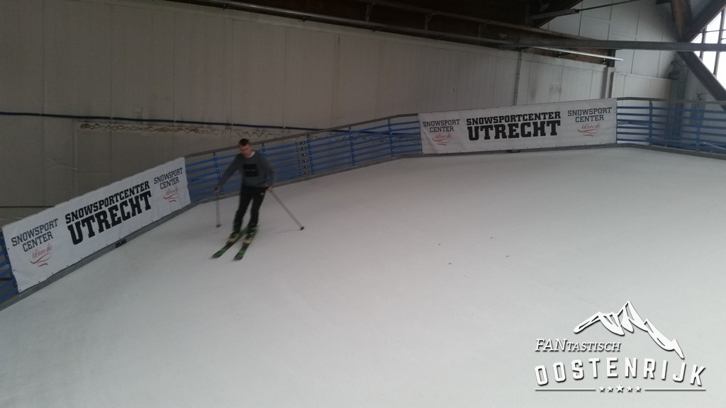 Alpine Disc Slope Snowsportcenter Utrecht