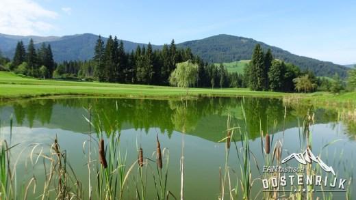 Een dagje op de Golfbaan Kitzbüheler Alpen Westendorf