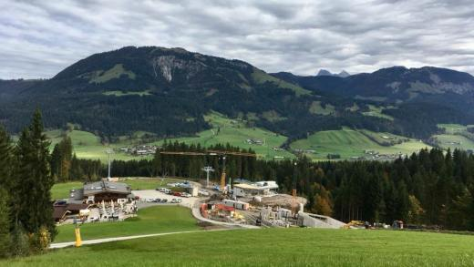 Bouwupdate Eichenhof St. Johann in Tirol
