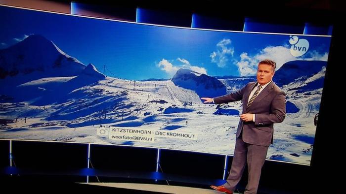 BVN TV Foto Kaprun Kitzsteinhorn