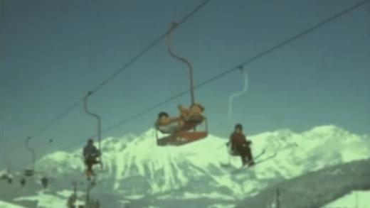 SkiWelt Söll uit de oude doos 1974