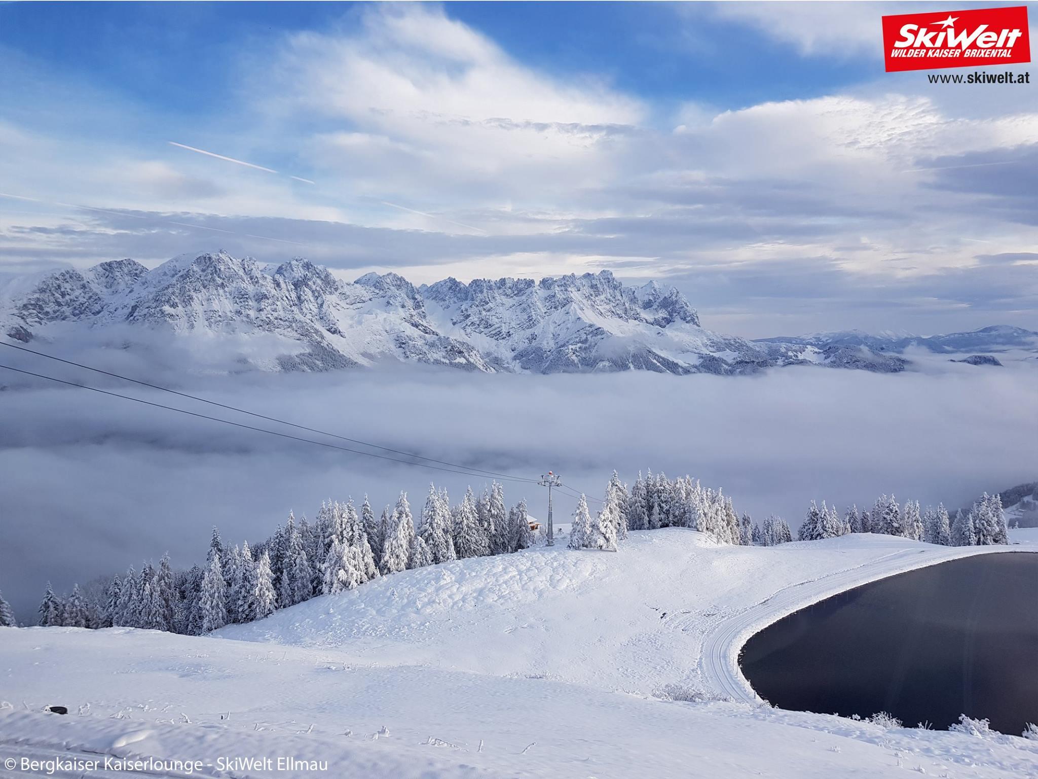 Skiwelt wilder kaiser brixental 1