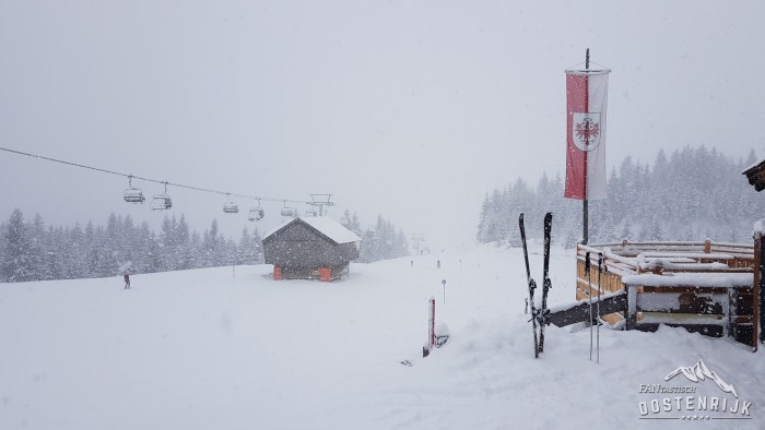 SkiWlt Brixen im Thale Brantlalm