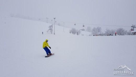 SkiWelt Söll Snowboarder