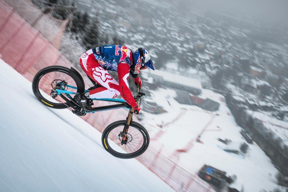 Markus Stoeckl hahnenkamm streif downhill