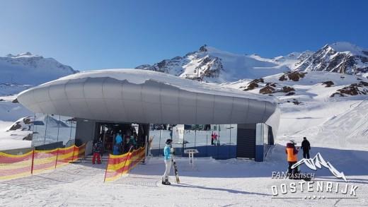 Pitztaler Gletsjer Wildspitzbahn