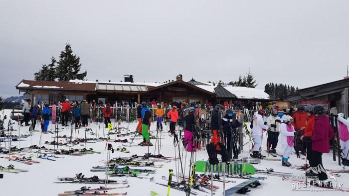 SkiWelt Scheffau Jochstube