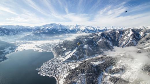Zell am See Historisch Porsche Ice Race komt terug