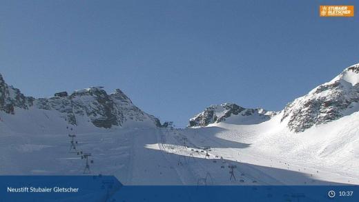 Stubaier Gletsjer 14 feb 2018