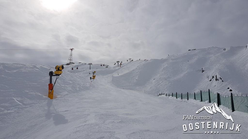 steile pistes Kaprun Kitzsteinhorn Black Mamba