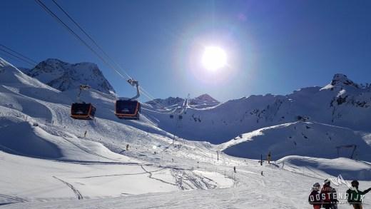 Stubaier Gletsjer Kaiserwetter