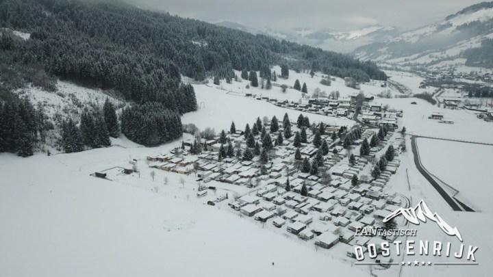 CampingWelt Brixen im Thale Drone
