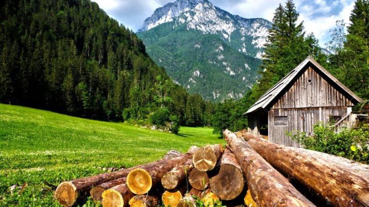 Oostenrijk in de Zomer