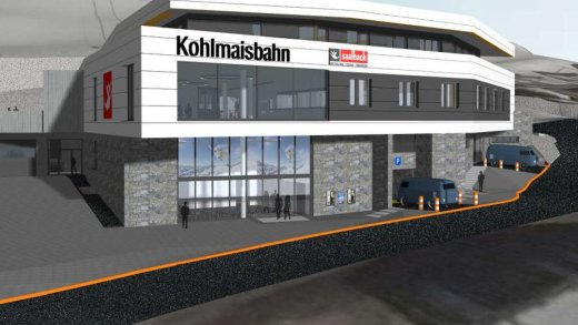 Kohlmais 3er sessellift voor het laatst in bedrijf