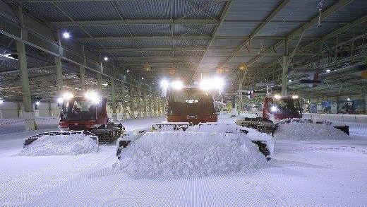 Snowworld Pistenbully
