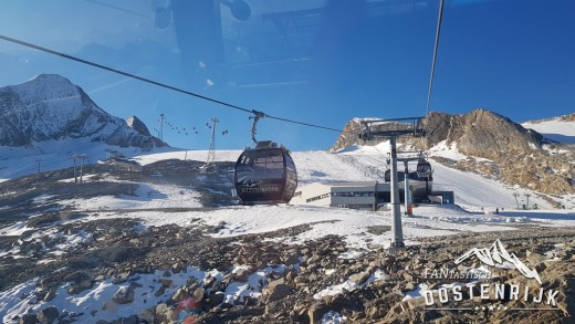 Video Update Kaprun Kitzsteinhorn 14 oktober 2018
