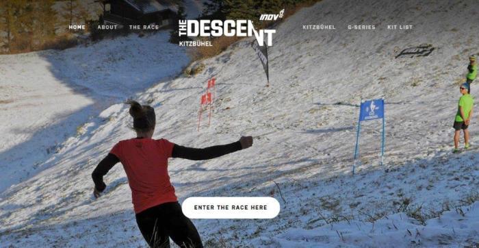 Descent Race Kitzbühel