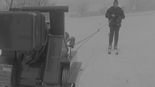 Skilift uit 1966