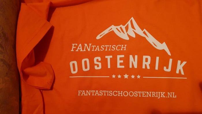 FANtastisch Oostenrijk T-Shirt