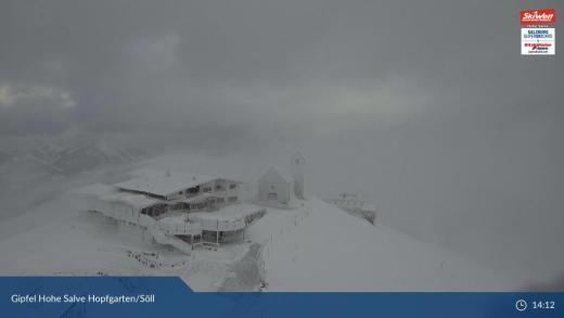 Webcambeelden Oostenrijk Skigebieden na sneeuwval