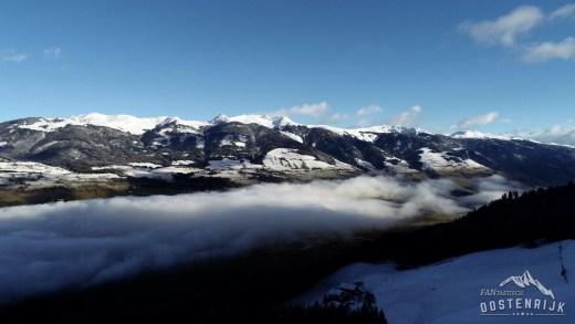 Pinzgau Hollersbach Dronefoto