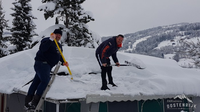 CampingWelt Sneeuwscheppen
